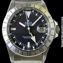Rolex 1655 Explorer II Steve Mcqueen Freccione Straight Seconds