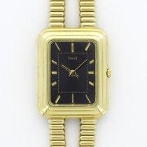 Piaget Yellow Gold Jumbo Beta Quartz Bracelet Watch