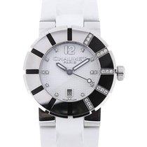 Chaumet Class One White  Black 33 Quartz Gemstone