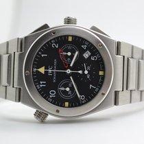 IWC Ingenieur Chronograph Alarm 3805 NOS - Mega Set
