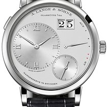 A. Lange & Söhne Grand Lange 1 40.9mm Platinum 117.025