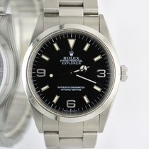 Rolex Explorer 1 never polished full Set A Serial
