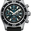 Breitling Superocean Chronograph II Abyss Blue Satin