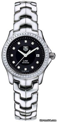 TAG Heuer Link Quartz Fixed Bezel