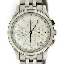 Zenith El Primero Chronograph Automatic Stainless Steel