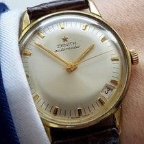 Zenith Automatic Automatik Vintage Watch with Date Datum