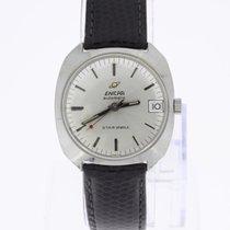 Enicar Ocean Pearl Vintage Watch Steel Automatic