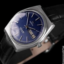 Omega 1978 Seamaster Vintage Mens Watch, SS - Automatic, Day Date