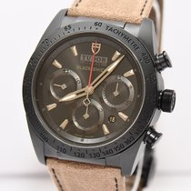 Tudor Fastrider Black Shield Keramik Chronograph