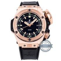 Hublot Big Bang King Power Oceanographic 4000m Limited Edition...
