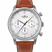 Fortis Terrestis Tycoon Chronograph Am Classical/modern Auto...