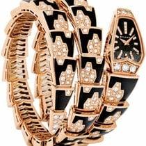 Bulgari Serpenti Jewelery Scaglie 26mm Ladies Watch