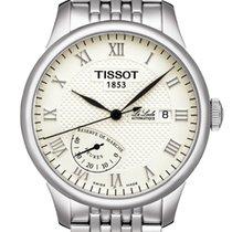 Tissot Le Locle Automatique Réserve De Marche Ivory Dial 39,3mm G