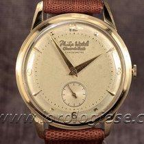 Philip Watch Chronometer Vinatge 18kt. Gold Classic Watch Cal....