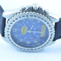 Breitling Pluton Herren Uhr Stahl/stahl 42mm Rar Academy Limited