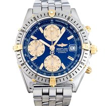 Breitling Chronomat Automatic Chronograph Gold Steel