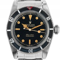 Rolex Submariner James Bond Big Crown Stahl Automatik Armband...