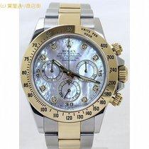 Rolex ロレックス ロレックス・デイトナ コンビ 116523NG ホワイトシェル