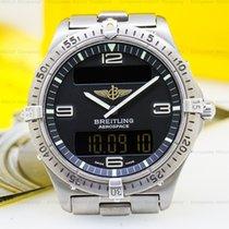 Breitling E65062 Aerospace Professional Titanium / Titanium...