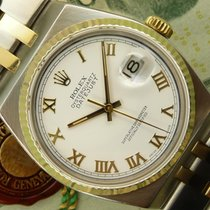Rolex Oyster  Datejust Quartz Gold and Steel   17013