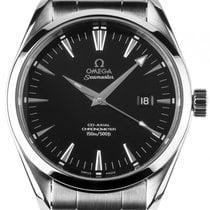 Omega Seamaster Aqua Terra Co-Axial Chronometer Stahl Automati...