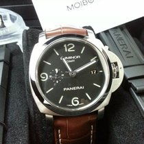Panerai Luminor 1950 3 Days GMT Automatic 44mm PAM320 [NEW]