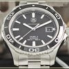 TAG Heuer Aquaracer 500 m Calibre 5 Automatic Steel Men...