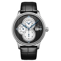 Jaquet-Droz The Time Zones Cotes De Geneve