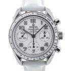 Omega Speedmaster Chronograph 38 White