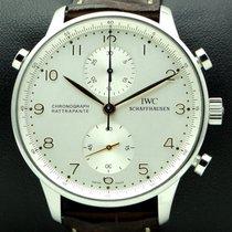 IWC Portugieser Chronograph Rattrapante, ref. 3712, full set