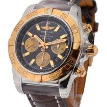 Breitling Chronomat B01 Men's Automatic Chronograph in 2 Tone