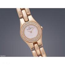 Baume & Mercier Ladies Linea 18ct gold quartz on bracelet