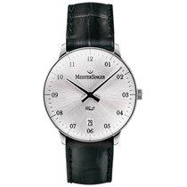 Meistersinger Uhren Herrenuhr Mehrzeigeruhr NEO 2Z NE201