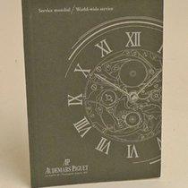 Audemars Piguet World Wide Service Booklet