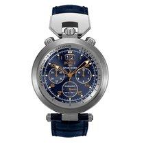 Bovet Sportster 46mm Saguaro Steel Watch