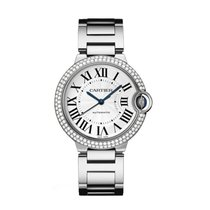 Cartier Ballon Bleu Automatic Mid-Size Watch Ref WE9006Z3