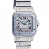 Cartier Santos Galbee W20060D6