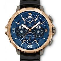 IWC Schaffhausen IW379402 Aquatimer Perpetual Calendar Digital...