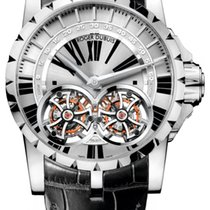 Roger Dubuis Excalibur Double Tourbillon PLATINUM