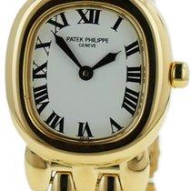 Patek Philippe Ellipse 18k Ladies Yellow Gold Watch  Ref...