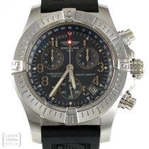 Breitling Uhr Avenger Seawolf Edelstahl Ref. A73390