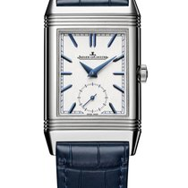 Jaeger-LeCoultre Reverso Tribute Duo Stainless Steel Gold Watch