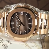 Patek Philippe NAUTILUS JUMBO ROSE GOLD 5711 R NEW 2017