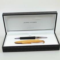 Jorg Hysek Design Kugelschreiber schwarz
