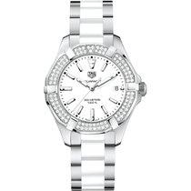 TAG Heuer Ladies WAY131F.BA0914 Aquaracer Watch