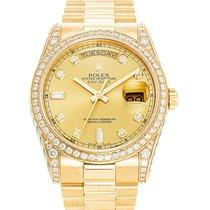 Rolex Watch Day-Date 118388