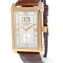 A. Lange & Söhne Cabaret 18K Rose Gold Mens Watch Box/Pape...