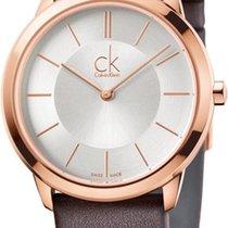 ck Calvin Klein Minimal K3M226G6 Legere Damenuhr Swiss Made