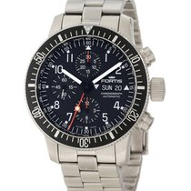 Fortis B-42 Official Cosmonauts Chrono 42mm Case Metal...