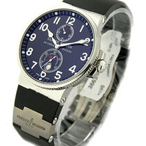 Ulysse Nardin 263-66-3/62 Maxi Marine Chronometer in Steel -...